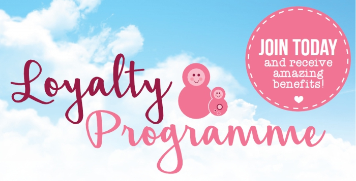 loyalty programme banner